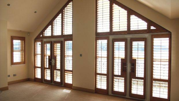Gable End Window Design Home Ideas