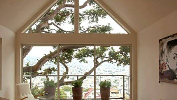 Gable End Window Ideas Remodel Decor