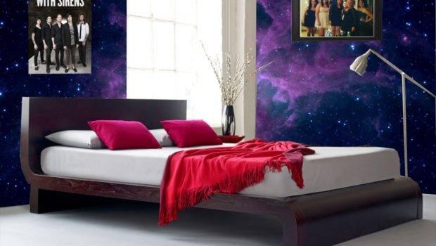 Galaxy Themed Boys Bedroom Teen Girl Clip Art Ideas