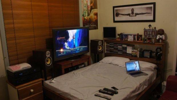 Gaming Setup Bedroom Current