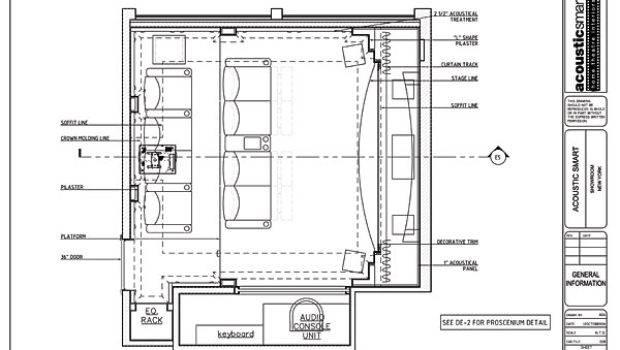 Garage Home Theater Part Sound Vision