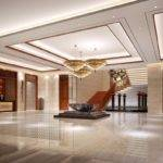 Garde Interior Design Hotel Lobby Holiday