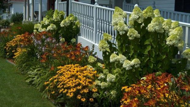 Garden Design Shrubs Perennials