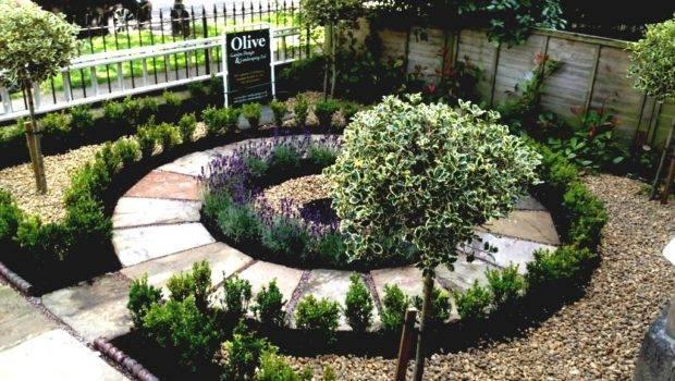 Garden Edging Ideas Lawn Zen Modern Landscape Design Also