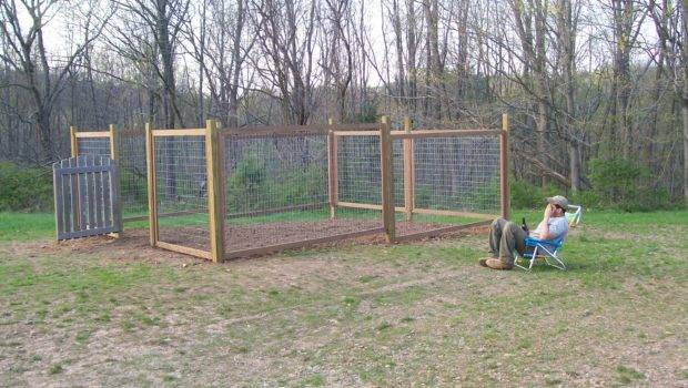 Garden Fence Ideas Home Landscape Design
