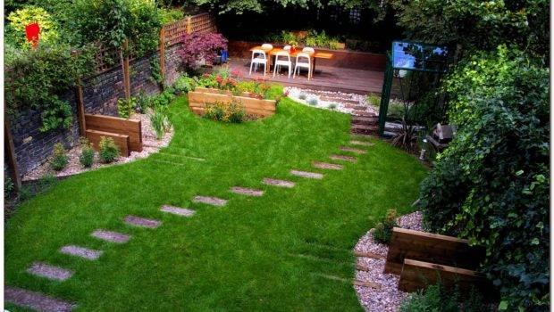 Garden Landscaping Ideas Landscape Small Spaces