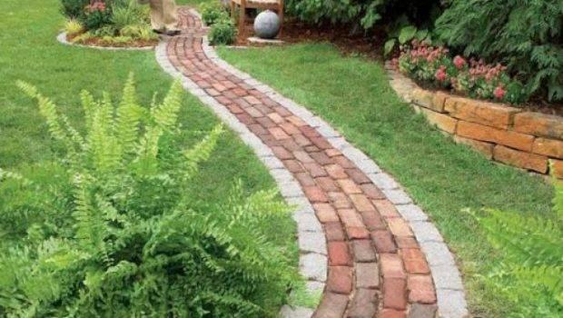 Garden Path Ideas Style Motivation