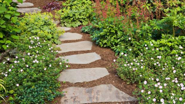 Garden Paths New Jersey Cording Landscape Design