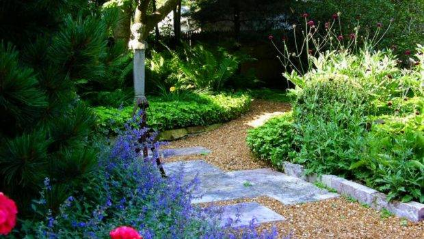 Garden Pathways Walkways Diy