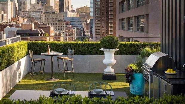 Garden Rooftop Ideas Designs Felmiatika