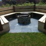 Garden Seating Ideas Round Outdoor Area Multidao