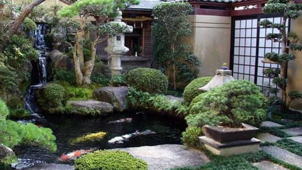Gardening Landscaping Backyard Japanese Garden Ideas