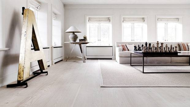 German Residence Dinesen Flooring
