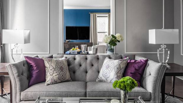 Get Look Transitional Design Style