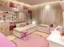 Girl Bedroom Darkdowdevil