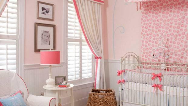 Girl Nursery Decorating Ideas Inspired Wayfair