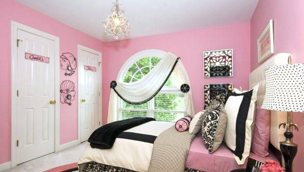 Girl Room Devine Decorating Bedrooms Tween Design