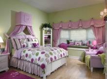 Girls Dream Room Pink Green