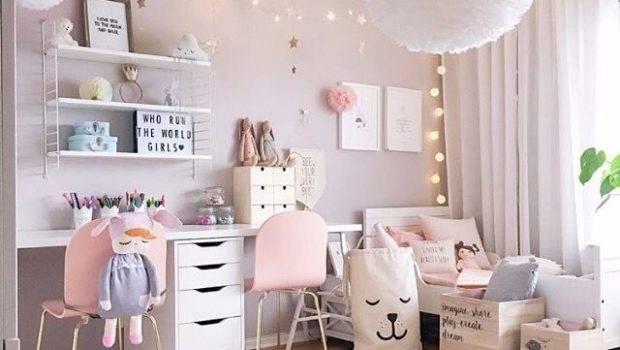 Girls Room Decor Ideas Change Feel