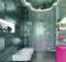 Glass Bathroom Wall Tile Decor One Total Modern