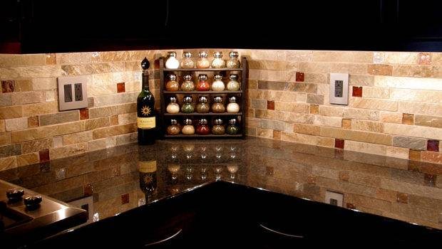 Glass Tile Backsplash Ideas Home Interior Decorating