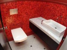 Glass Tile Bathroom Recycled Tiles