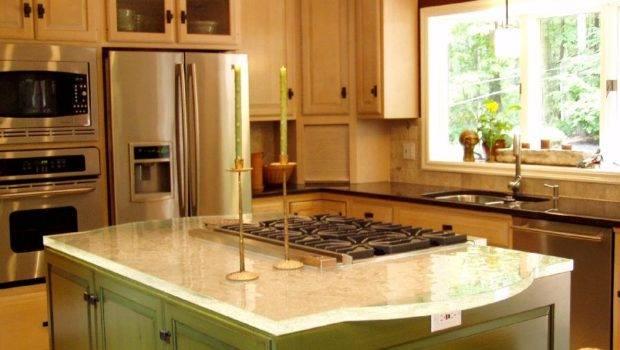 Glass Tops Cool Unusual Kitchen Designs Thinkglass