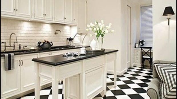 Good Life Design Black White Floors