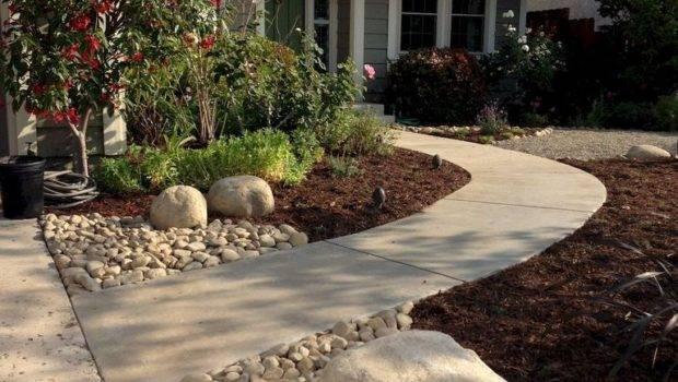 Gorgeous Front Yard Landscaping Ideas Budget Garden