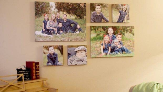 Gorgeous Ideas Hanging Wall Without Frames