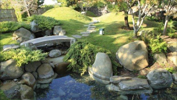 Gorgeous Japanese Garden Design Its Beauty Fascinating