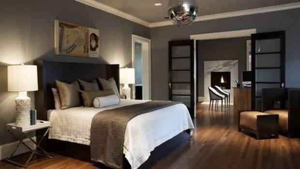 Gray Painted Rooms Bedroom Paint Fortikur