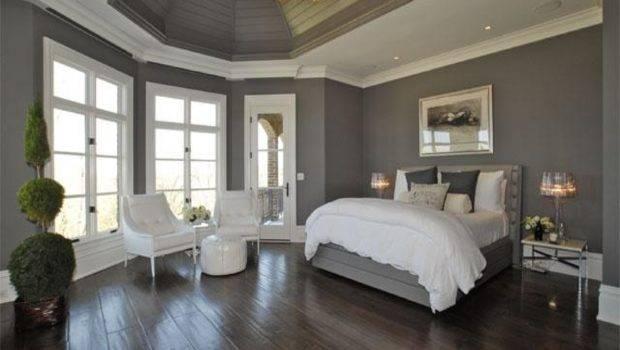 Gray Wall Paint Decoration Make Dark Grey Modern