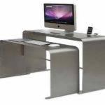 Great Computer Desks Small Spaces Home Interior Design