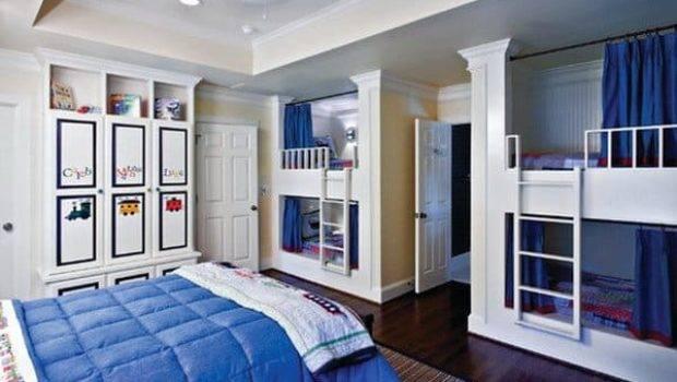 Great Double Decker Bed Ideas Your Kids Love