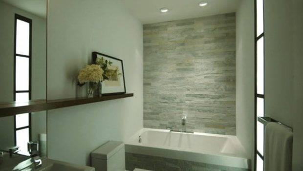 Great Ideas Modern Small Bathroom Tiles