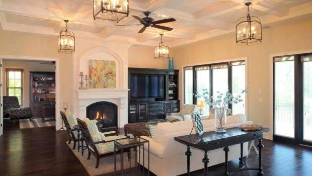 Great Rooms Fireplaces Luxury Estates Devonshire