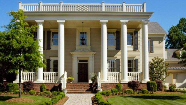Greek Revival Architecture Home Styles Hgtv