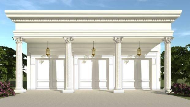 Greek Revival Home Plans