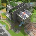 Green Building Villa Sera Sustainable Design