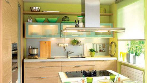 Green Paint Kitchen Accessories Small