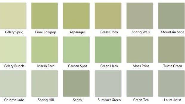 Green Tea Paint Colors Pinterest Behr Teas