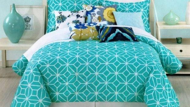 Green Teen Bedding Set Girl Room Ideas Pinterest