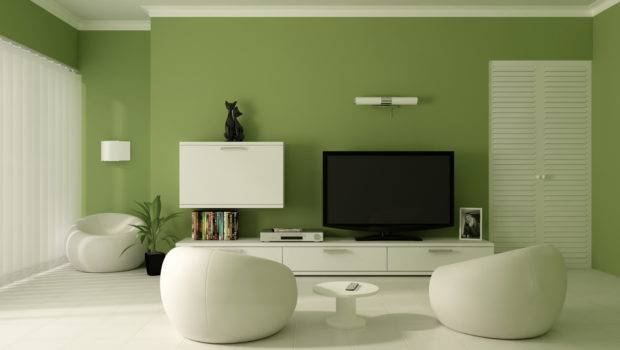 Green Wall Paint Colors