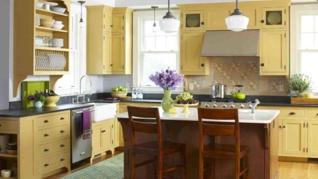 Grey Yellow Kitchen Ideas Clipgoo