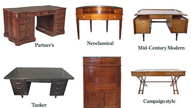 Guide Types Styles Desks Home Decor