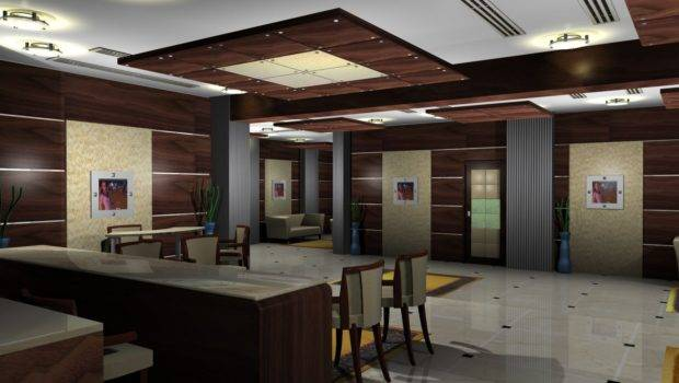 Gurooji Designs Mont Royal Hotel Lobby Design