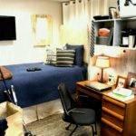 Guy Dorm Room Essentials Decorating Ideas Mans Bedroom