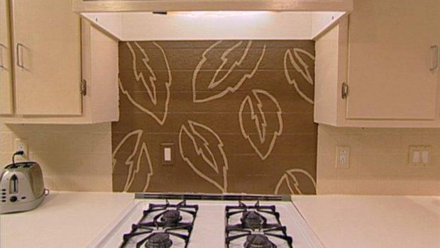 Handpaint Kitchen Backsplash Ideas Design Cabinets