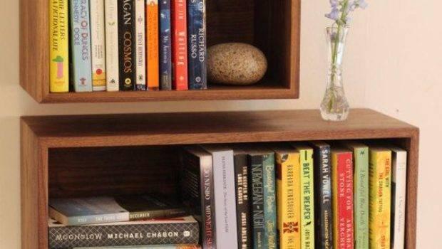 Hanging Bookshelf Home Design